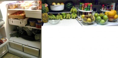Fridge/Counter